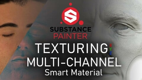 Texturing XYZ Multi Channel - Smart Material