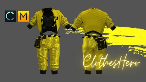 Construction/sport clothing