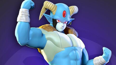 Moro - Dragon Ball Super