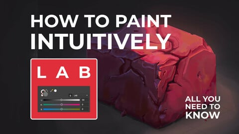 How to paint intuitively with LAB - All you need to know ENG/PT