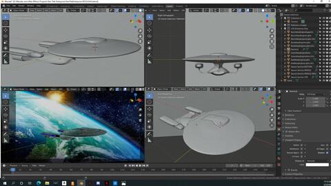 Star Trek Enterprise 'The Next Generation'