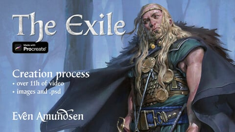 Process: The Exile | TEGN Assignment