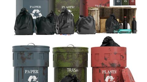 Garbage set