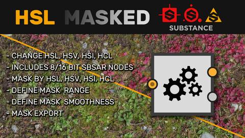 HSL Masked | Substance