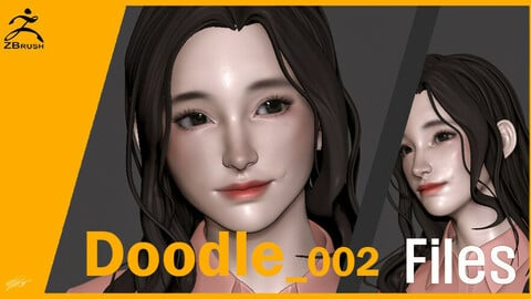 Doodle face_002_JH
