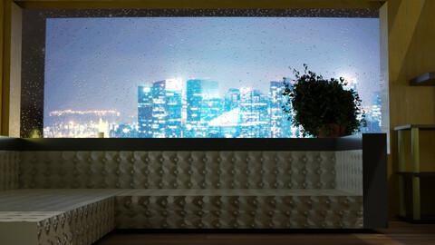 Beautiful Hall View