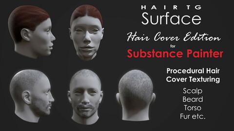 HairTG - Surface, Hair Cover Edition