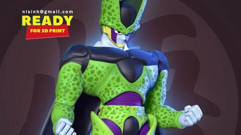 Cell - Dragon Ball