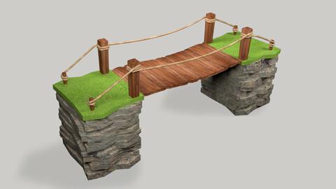 Bridge 3d model & 3dprint