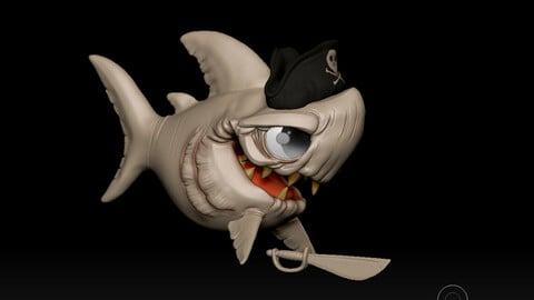 Captain Shark Free
