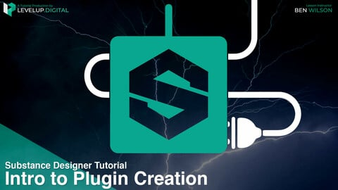 Intro to Plugin Creation in Substance Designer