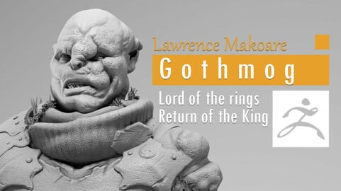Lawrence Makoare -  Gothmog - Lord of the Rings