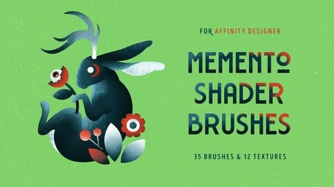 Memento Shader Brushes for Affinity
