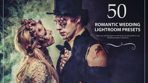 50 Romantic Wedding Lightroom Presets