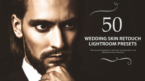 50 Wedding Skin Retouch Lightroom Presets