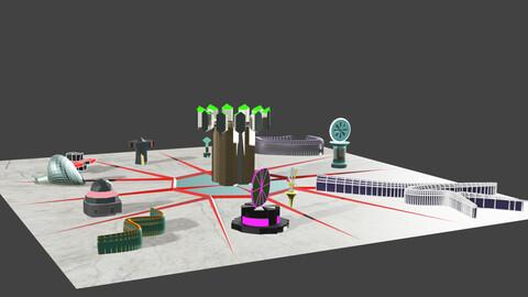 Kota Scifi