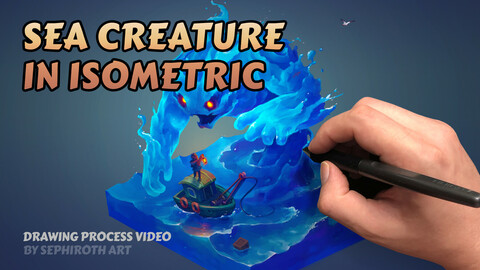 SEA CREATURE - Video and Materials
