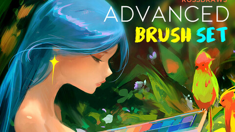 Rossdraws' Advanced Brush Set