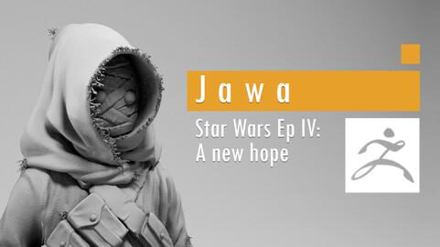 Jawa - Star Wars Episode IV A new hope