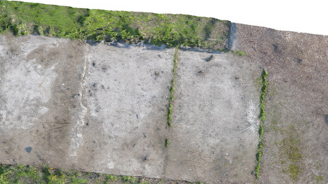 248 Concrete slabs