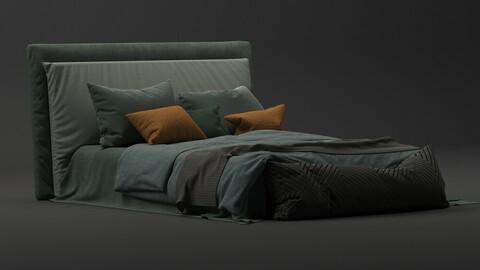 Boho Style Bed