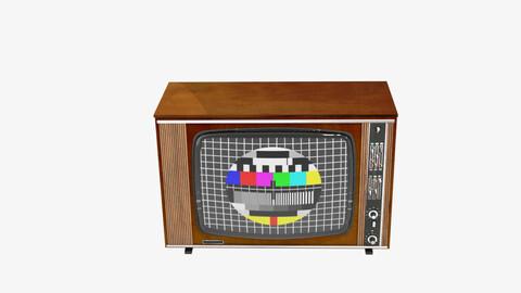 """""""Old TV Set nr 1"""""""