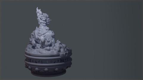 Soul in the pot