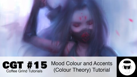 CGT #15: Mood Colour and Accents (Colour Theory) Tutorial