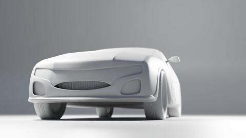 Exxo - Mark I - Car Model