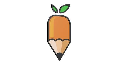 Pencil Logo