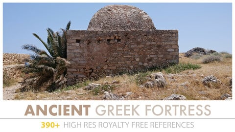ANCIENT GREEK FORTRESS
