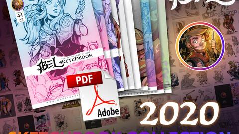 2020 Sketchbook Collection