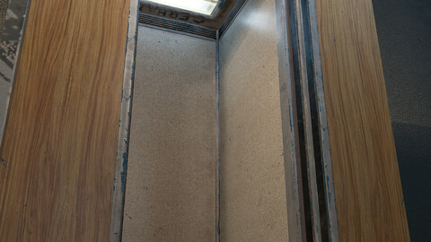 Soviet elevator, lift, lifting, floor, building, skyscraper, entrance, architectural,