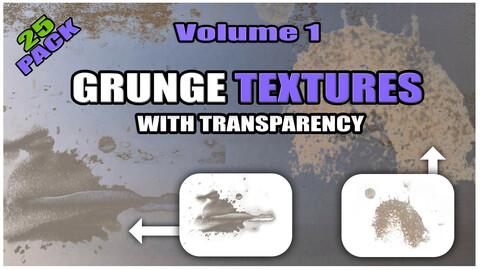 Grunge Textures Vol 1