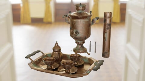 Samovar Set