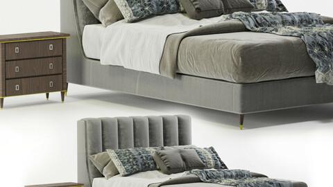 Barrington bed