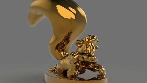 Pepe Le Pew Figurine