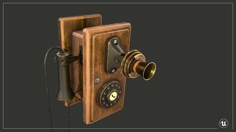 Retro phone - Nelphone