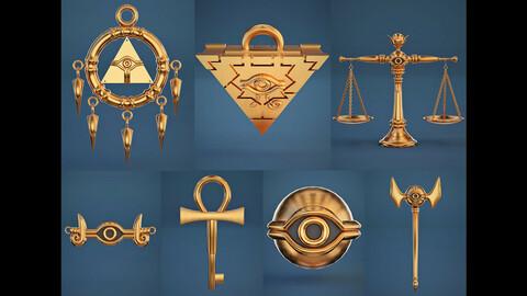 Millennium Items (Yu-Gi-Oh!)