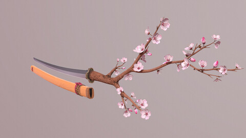 Katana Sakura