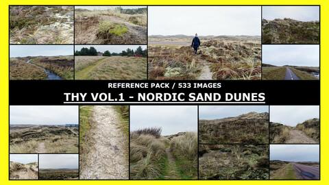 THY VOL.1 - NORDIC SAND DUNES