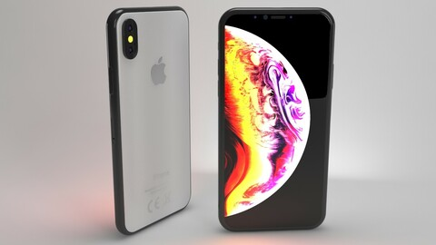 iPhone Xs ELEMENT 3D