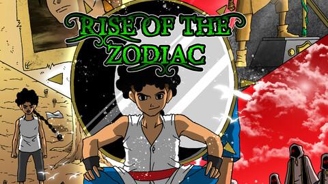 Rise of the Zodiac Volume 1: Solar Knight