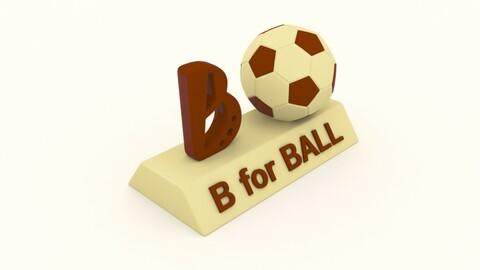 B for Ball Model