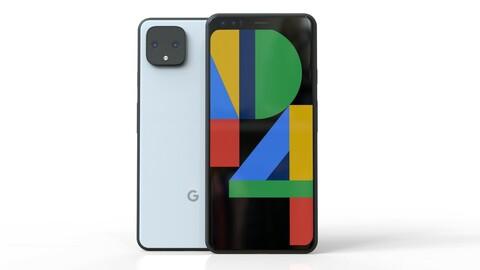 Google Pixel 4 Element 3D