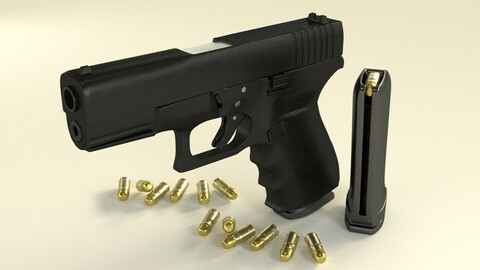 Gun Model Fa Glock model