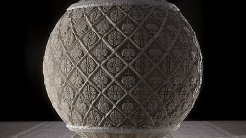 Insignia Pillar Material - Substance Designer