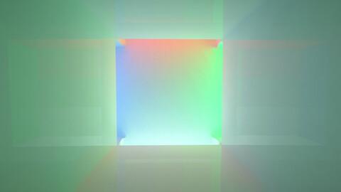 Corridor reflections