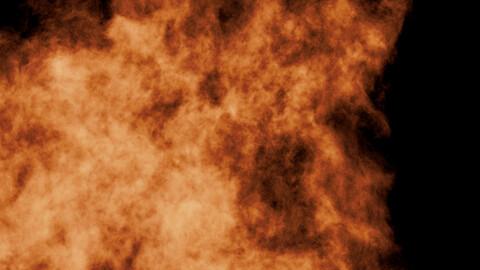 3D Realistic Fire FumeFX