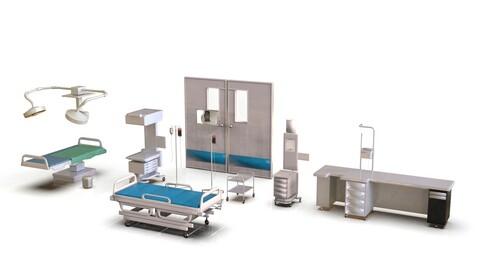 Mega Pack - HOSPITAL OPERATING ROOM